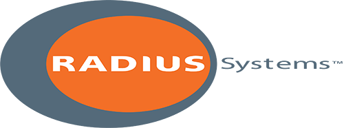 RadiusSystemsLLC.com Logo
