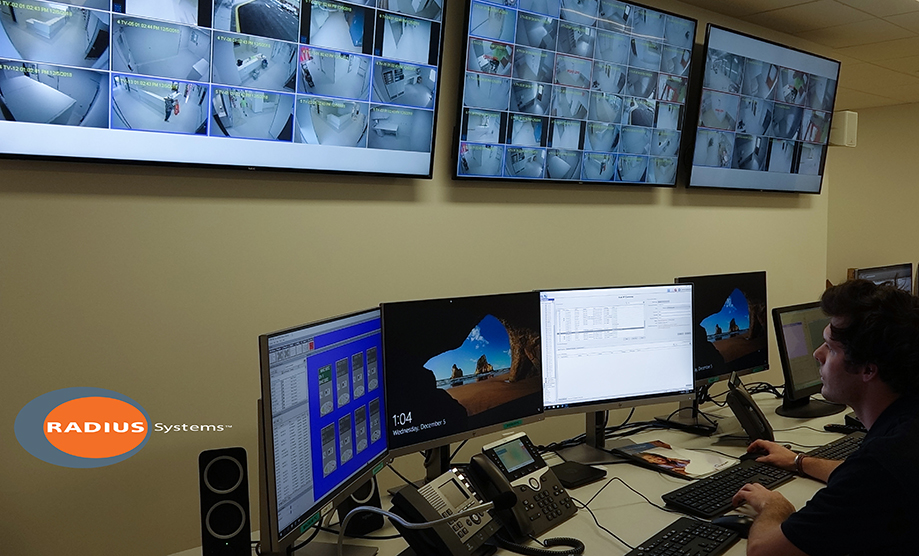 Building Security, Radius Systems LLC, Chadds Ford, Building Automation