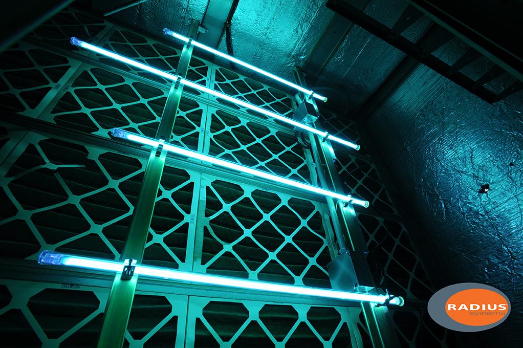Radius Systems; HVAC UV Light; BAS;